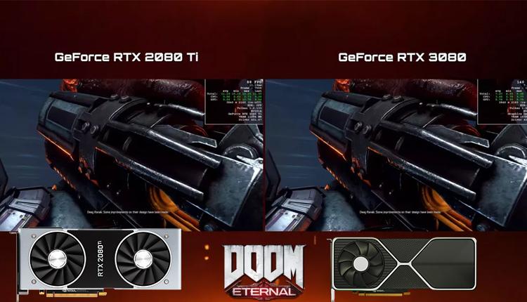 کدام یک برای انجام به صورت 4K بهتراست؟ RTX 3080 در برابر ۲۰۸۰ Ti